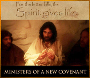 Minister Of A New Covenant - The Spirit Gives Life