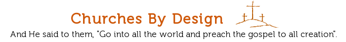 Churches By Design logo